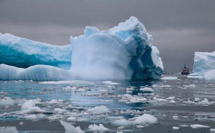 Líder: O quebra-gelo russo da nova geração